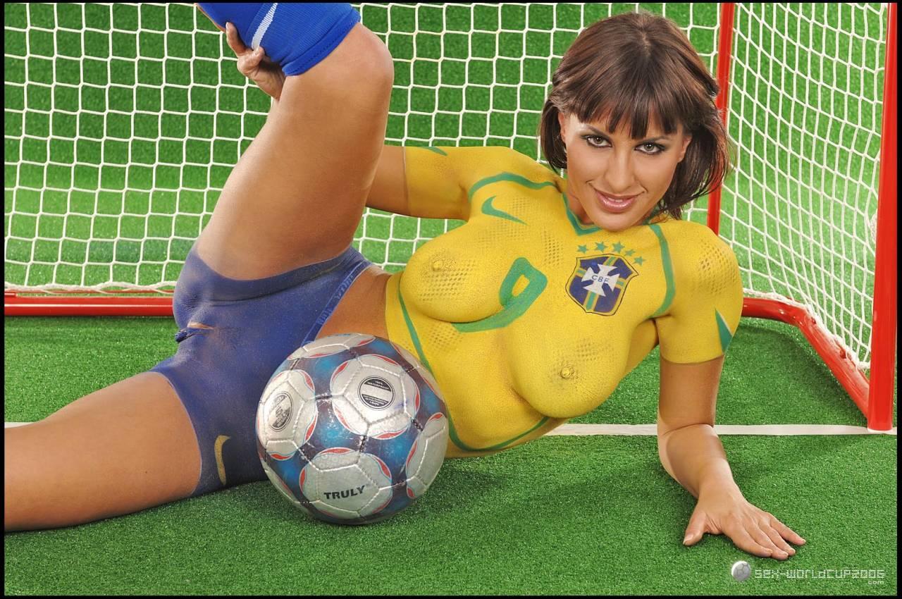 Порнуха после футбола в бразилии
