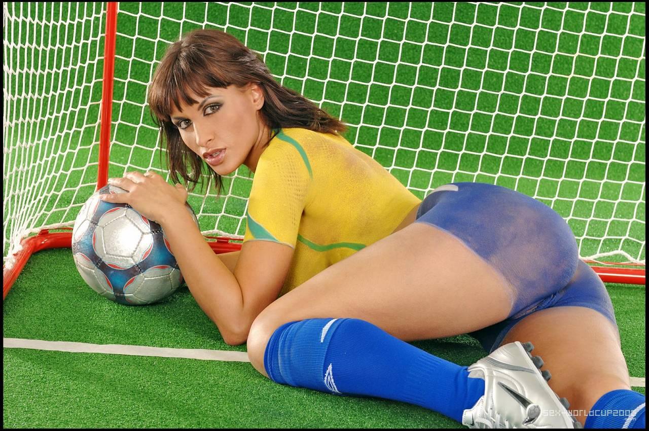 Футбольное порно из бразилии 15 фотография